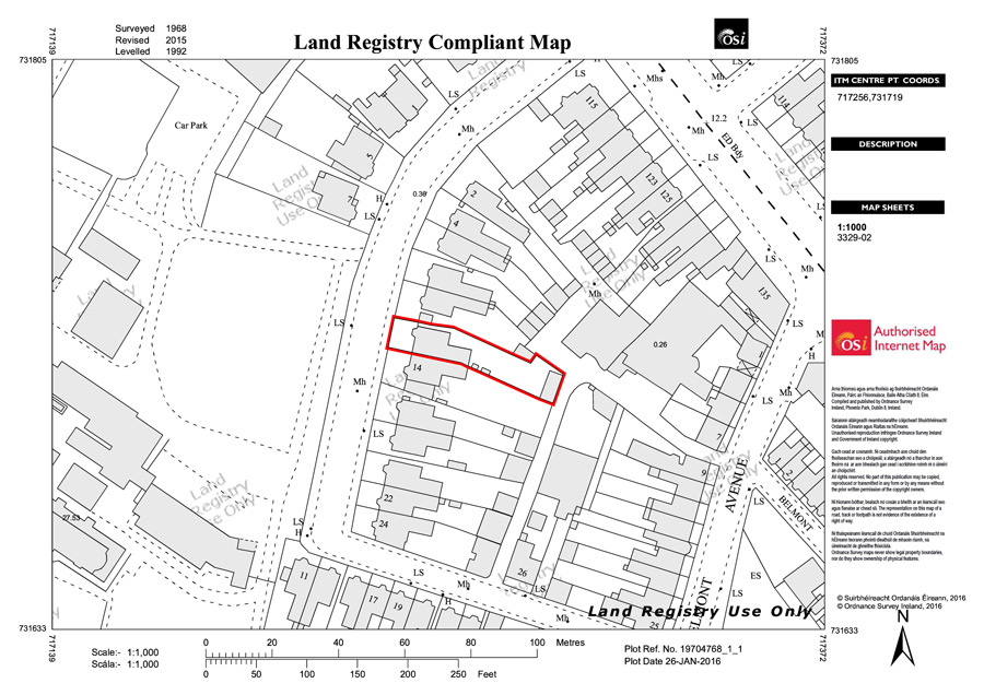 Land Registry Commercial Property